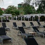 Foto de White Beach Hotel