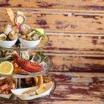 Seafoodplatter Restaurant StrAnders