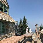 Vista House on Mt Spokane