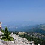 Views on Mt Spokane