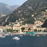 Our lovely trip to Amalfi coast staying at Pietra di Luna Hotel