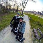 Prague On Segway - Tour Guide: Azim