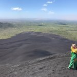 Foto de Cerro Negro Volcano