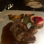 Pheasant with Apple