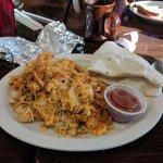 Chorizo Scrambler