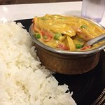 Thai Coconut Yellow Curry - Yummy!