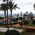 View from Suite 4013 Marriott Marbella Beach Resort