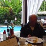 Ristorante e area colazione