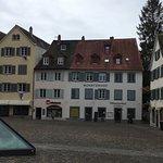 Mitten in der Altstadt gegenüber des Münster ULF