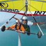 Hang Gliding Interlaken Foto