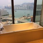 Another view from the bath