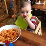 Jude loved his pasta