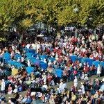 sanctuaire de Lourdes_rosaire d'octobre