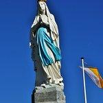 la Vierge_sanctuaire de Lourdes