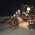 The Beach side restaurant and Bar