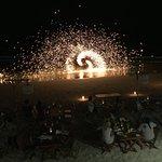 Firework show every Thursday
