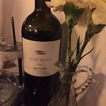Dyo Elies wine at Our Mom Eugenia