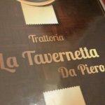 Foto van Trattoria La Tavernetta da Piero