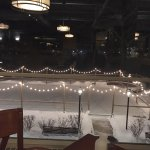 Ice rink. Skate rentals available