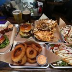 Best Burgers and Brews in the area!