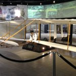Replica of Wright Brother's Glider