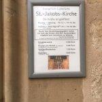 Photo de St. Jacob's Church (St. Jakobskirche)