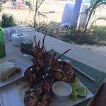 Foto de Playa Blanca Restaurant