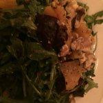 beets and arugula