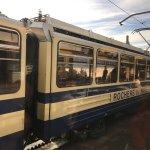Train journey Rocher de Nayes