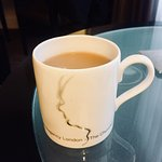 Nice cup of tea in a Churchill mug!