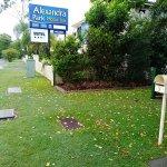 Photo de Alexandra Park Motor Inn