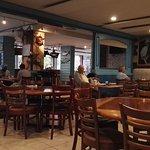 Restaurante y lugar del desayuno del Ramada Naples