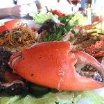 Crabs at Monsoons
