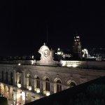 Terraza con vista privilegiada para eventos, puedes ver la catedral y el Templo de San Agustin,