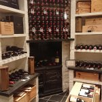 The Wine Cave at Devonshire Arms Hotel