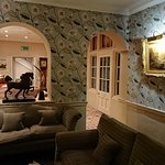 Lounge Area, Devonshire Arms Hotel