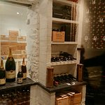 Wine Cave Devonshire Arms Hotel