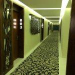 Pasillo piso 8