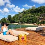 Coco de Mer - Black Parrot Suites Foto