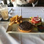 Brogues Burger - again - the photo does not do it justice.