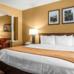 Foto de Comfort Inn & Suites Near Burke Mountain