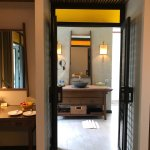 Deluxe Plunge Pool Room