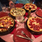 The best pizza we have ever had!