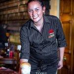 Nicole the waitress
