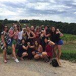 Great girls day out on the Mornington Peninsula Winery tour. Thanks Chillout Travel.