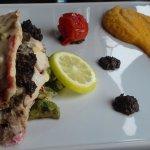 Dejeuner à la carte au Riad