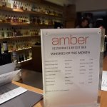Foto de Amber Restaurant at the Scotch Whisky Experience