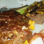 """viande"" du burger"
