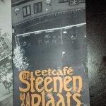 Eetcafe De steenenplaats Foto