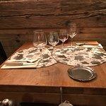 Une belle table pour 2 !